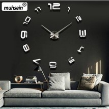 2018-New-Silent-Wall-Clock-Saat-Classic-Style-Home-Decor-Decoration-Livi... - €19,53 EUR+