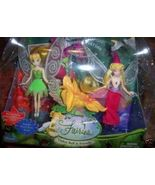 Tinker Bell & Queen Clarion Fairies NEW Polly Pocket - $20.00