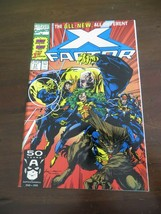 MARVEL COMIC'S X-FACTOR THE ALL NEW-ALL DIFFERENT,1991,THEIR 1ST ADVENTURE - $22.50