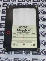 MAXTOR 80mb 70B0AT 3.5 IDE HARD DRIVE - $37.62