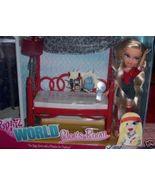 Bratz World Cloe's Room + Cloe Doll NEW 2 in 1 Bed - $24.00