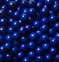 Sweetworks Navy Blue Sixlets 1 lb Bag - $7.84