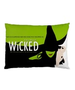 "Wicked A New  Broadway Musical 30""X20"" Full Size Pillowcase - $19.00"