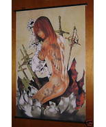 GOTH TATTOOS MANGA-STYLE WALL SCROLL 24x36 NEW - $11.95