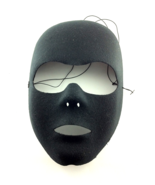 BLACK MASQUERADE BALL FETISH PLAY MASK PROM ROLE-PLAY - $36.99