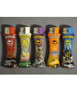 LOWRIDER CAR THEMED NULITE ELECTRONIC CURVE CIGARETTE LIGHTERS NEW - $7.50