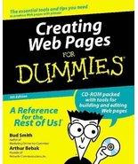 Creating Web Pages for Dummies, Fifth Edition - $3.00