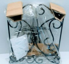 Princess House 5271 Metal Cookbook Holder.  NIB - $19.50