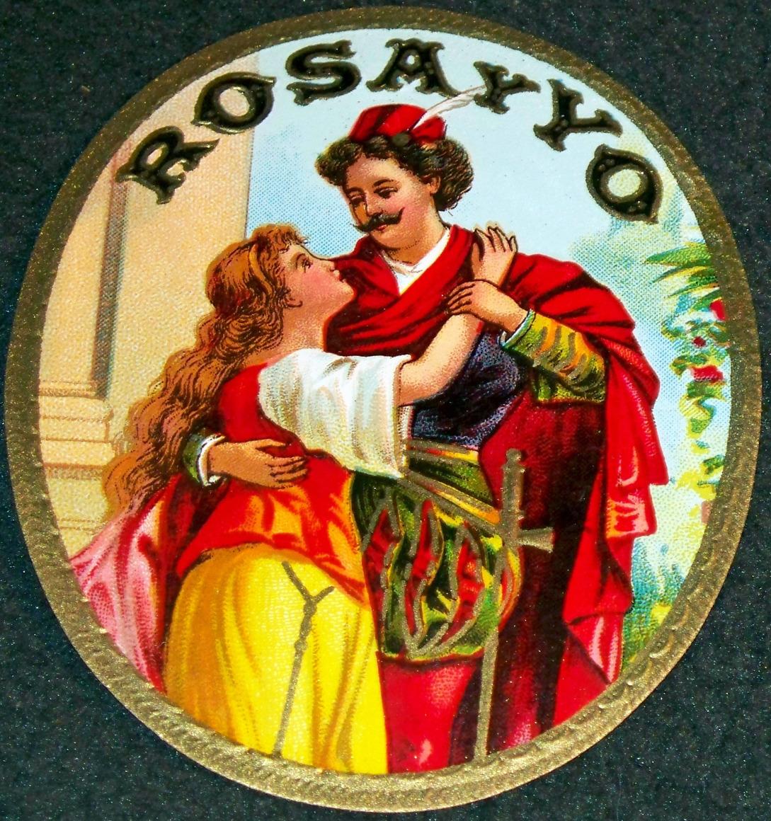 Rosayyo la vera epco cigar labels 003