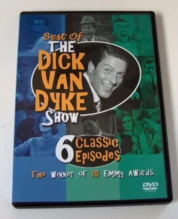 Dick van dyke best of dvd