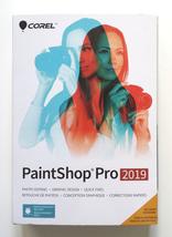 Corel PaintShop Pro 2019 - Sealed Retail Box - $30.00