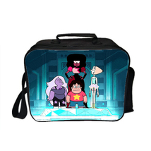 Steven Universe Kid Adult Lunch Box Lunch Bag Picnic Bag B - $19.99