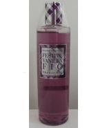 Bath and Body Works Festive Vanilla Fig Shower Gel 12 oz - $8.95