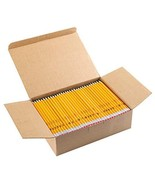 Wood-Cased #2 HB Pencils, Yellow, Pre-sharpened, Class Pack, 320 pencils - $29.36