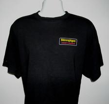 Mens Barenjager Honey Liqueur t Shirt XL black 100% cotton - $21.73