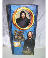 """Aragorn 12"""" Action Figure From Lord of The Rings - $12.50"""