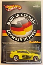 BMW M4  Hot Wheels 2016, Exclusive for Germany, LIMITED EDITION, die cas... - $70.53