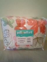 "Toddler  42"" x 58"" Comforter Pillowfort Pink Butterflies Sealed new image 1"
