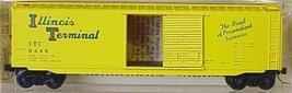 Micro Trains Kadee 31010 Illinois Terninal Boxcar 9449 - $20.25