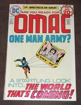 OMAC One-Man Army Corps Comic #1 October 1974 DC Comics - £19.77 GBP