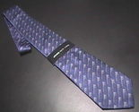 Tie jones new york blue with silver accents new with original tags 01 thumb155 crop