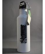 NEW YORK YANKEES ALUMINUM SPORTS WATER BOTTLE BPA FREE NEW MLB - $18.26