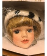 """Heritage Signature Collection 16"""" Porcelain Doll-candy - $14.03"""