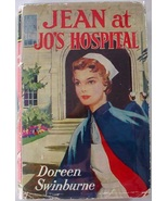 Jean at Jo's Hospital Collins edition Seagull Library hardcover with dj - $11.50