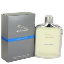 Jaguar Classic Motion By Jaguar For Men 3.4 oz EDT Spray - $14.99