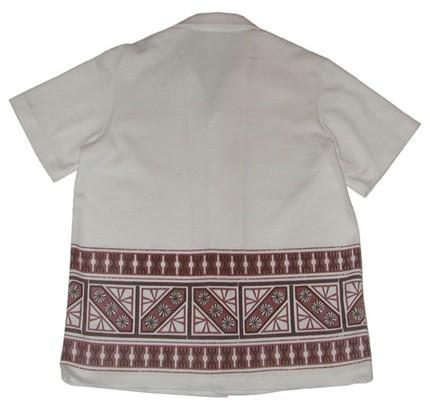 Early-1980s Vintage Alfred Shaheen Hawaiian Aloha Shirt