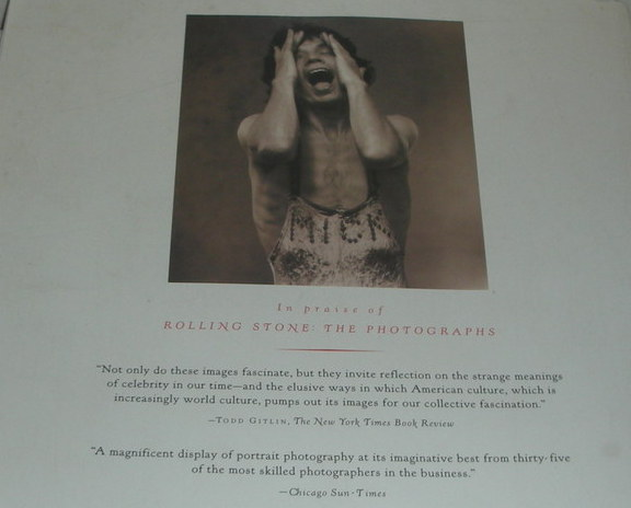 Rolling Stone Collectible The Photographs
