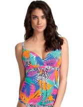Freya Flash Dance Kaleidoscope AS3522 Tankini Top - $29.65