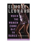 When the Women Come Out to Dance by Elmore Leonard Audiobook Cassette - $10.00