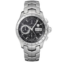 Tag Heuer Men's CJF211A.BA0594 Link Chronograph Automatic Stainless Stee... - $4,363.38