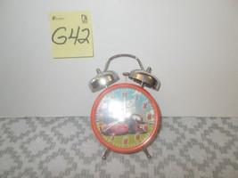 Disney Lightning McQueen Pixar Cars Alarm Clock  - $9.99