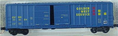 Micro Trains 30190 Galveston RR 50' Boxcar 774154