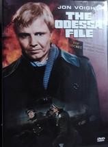 Jon Voight in The Odessa File DVD - $4.95
