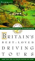 Book Britain's Best-Loved Driving Tours by Frommer's Great Trip Guide - $5.00