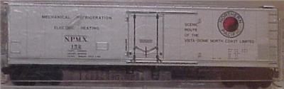Micro Trains 69150 NP Reefer 154