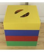 Original Box 4 Blox Toy Block LEGO Brick Storage & Sorter Stacking Organ... - $59.95