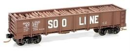 Micro Trains 08300020 Soo 40' Gondola 67267 - $20.25