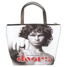The Doors Jim Morrison Custom Bucket Bag/Handbag (2 Side) - $27.00