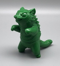 Max Toy Forest Green Unpainted Negora image 2