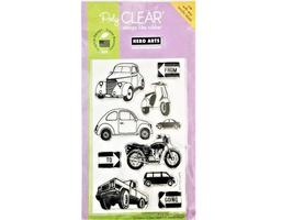 Hero Arts Going Clear Stamp Set #CL478 - $11.99
