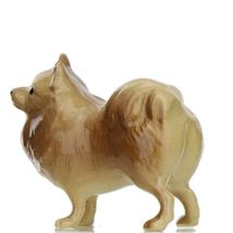 Hagen Renaker Dog Pomeranian Ceramic Figurine image 4