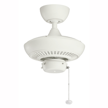 Kichler 320500SNW Climates Ceiling Fans 52in White STEEL ABS - $318.00