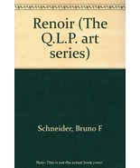 Renoir (The Q.L.P. art series) Schneider, Bruno F - $7.43