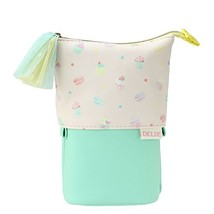 DELDE Cosmetic Pouch, Happy Spring Limited Color Sweets - $26.95