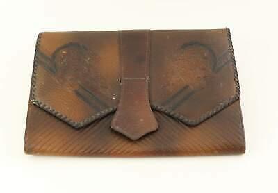 Vintage Bosco Built Leather Belt Purse
