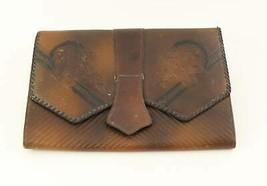 Vintage Bosco Built Leather Belt Purse image 1